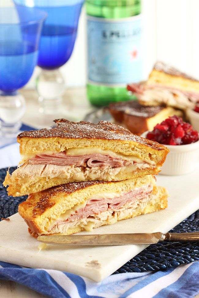 Transform your Thanksgiving leftovers into something incredible. This sandwich is easy to make and completely amazing.
