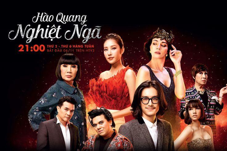 Phim Hào Quang Nghiệt Ngã   HTV3