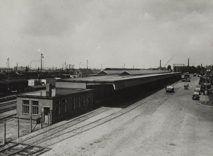 Goederenloods, Van Diemerbroeckstraat Nijmegen +/- 1950