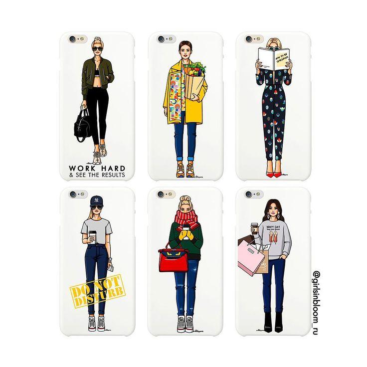 Подборка иллюстраций с  девушками в джинсах/брюках/комбинезонах☺️👖💕 #girlsinbloom #чехолнаайфон #чтоподарить #иллюстрация #намне #lookoftheday