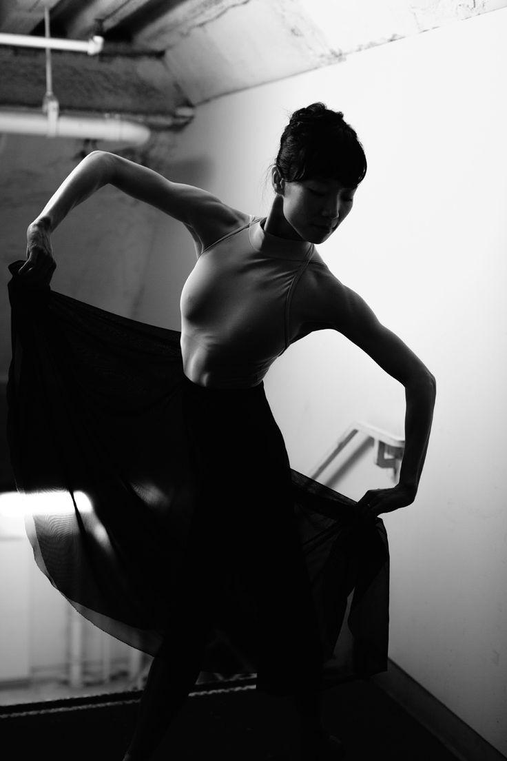 Frances Chung of the San Francisco Ballet.