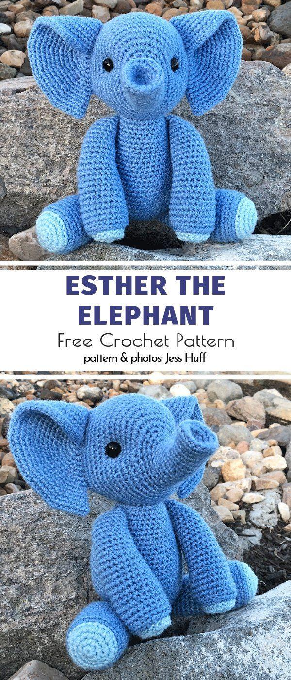 Cuddly Amigurumi Free Crochet Patterns   Amigurumi crochet   Crochet
