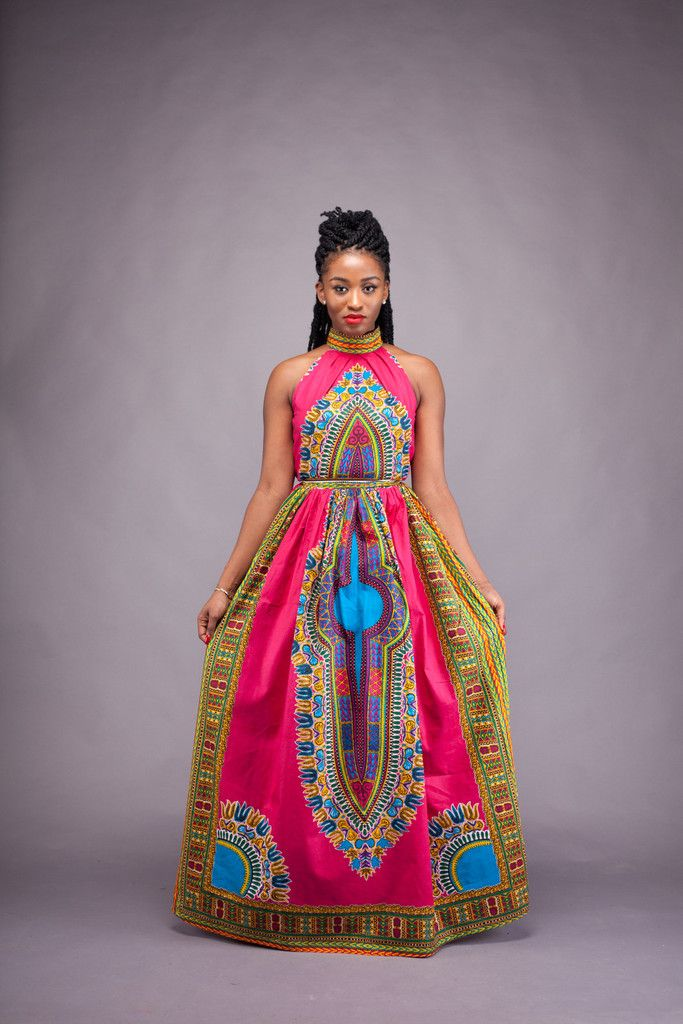 Plum Dress ~ African fashion, Ankara, kitenge, Kente, African prints, Braids, Asoebi, Gele, Nigerian wedding, Ghanaian fashion, African wedding ~DKK