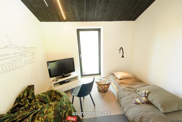 Lammi-Kivitalo Maja - Makuuhuone 2
