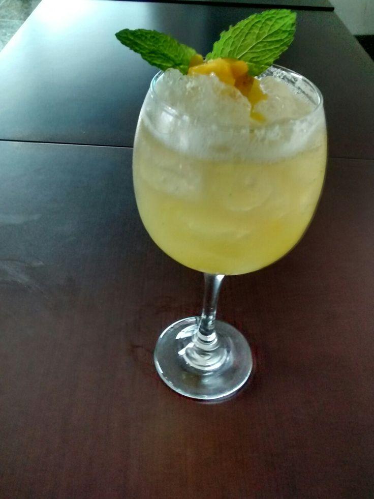 Fixi, bebida refrescante de los restaurantes Mi Gran Parrilla Boyacense en Bogotá.