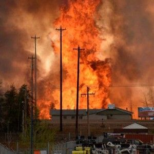 Everything you need to know about the Fort Mac Fire.