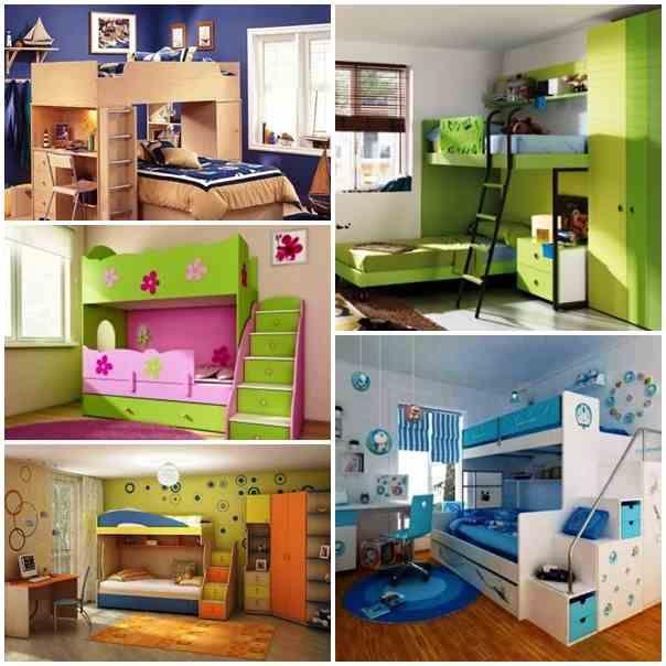 Ako zariadiť detskú izbu? Nápady na farebný interiér