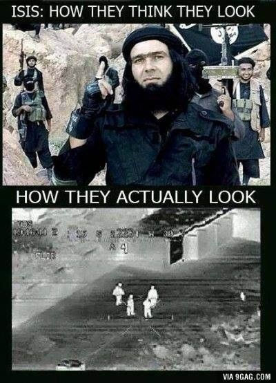 Military meme ISIS Targets