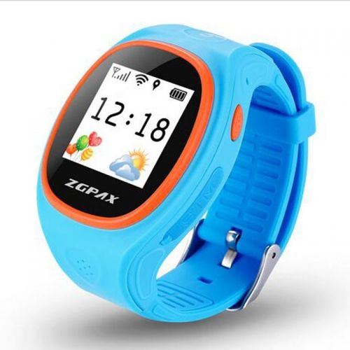 BTL Smart Watch S866 Real Time Positioning Tracker For Kids SOS GPS LBS WIFI Bluetooth Waterproof for Android&IOS Smartphones
