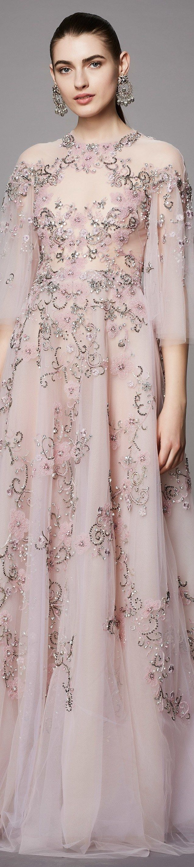 Marchesa Couture - Pre Fall 2017