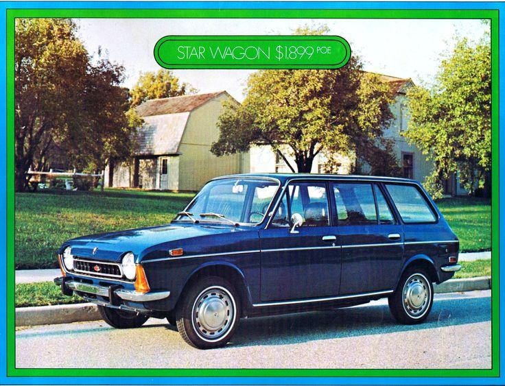 1970 Subaru