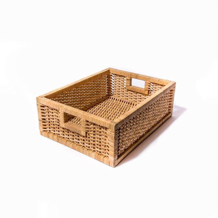 Sea Grass Large Basket