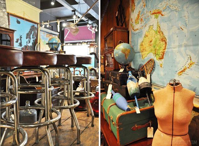 luzia pimpinella | travel antwerp: vintage shooping at kloosterstraat #travel #antwerp