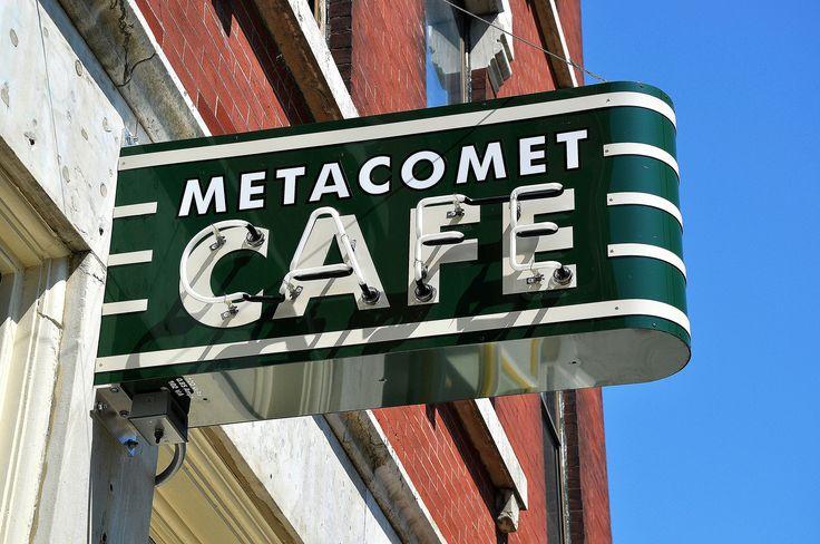 Metacomet Café- Amherst, Massachusetts