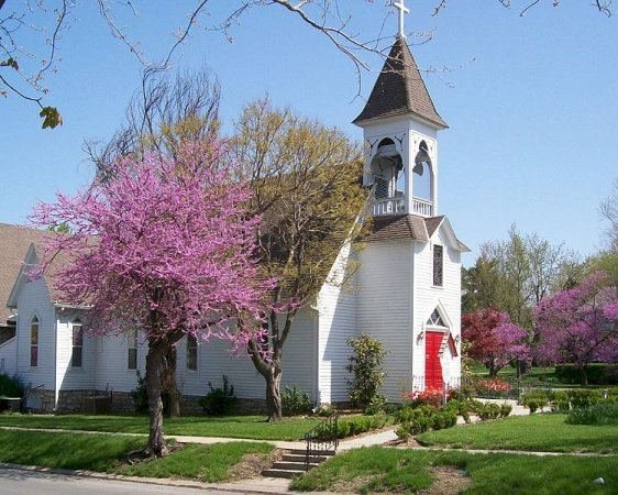 St. Paul's Episcopal Church, Lee's Summit MO