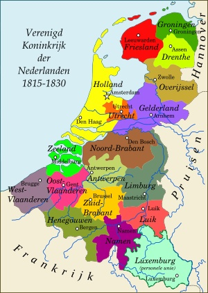 Belgische Revolutie - Wikipedia