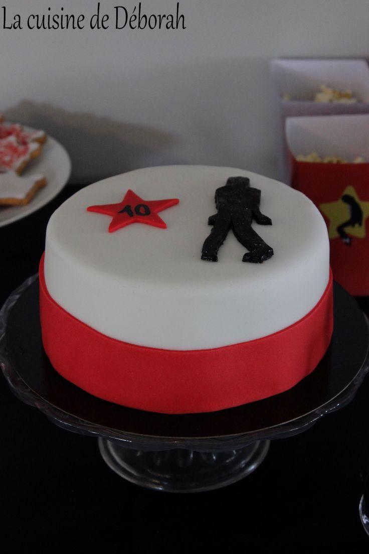 Gâteau Michael Jackson   Cuisine de deborah                              …