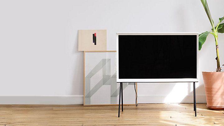 TV는 검은색이어야 한다? 지금은 화이트 TV가 대세! : 네이버 블로그