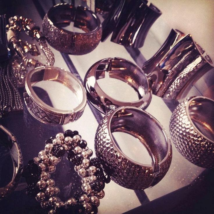 Bangles & bracelets & bling..oh my!