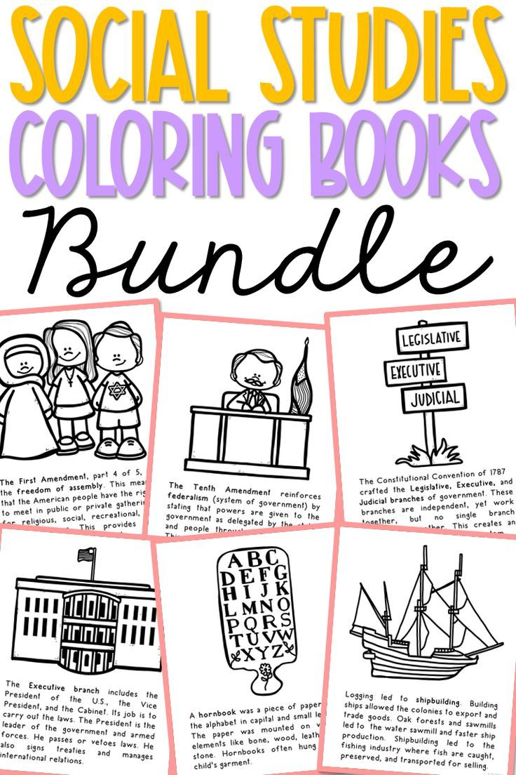 American World History Posters Coloring Book Pages American History Projects Social Studies American History Projects Coloring Book Pages