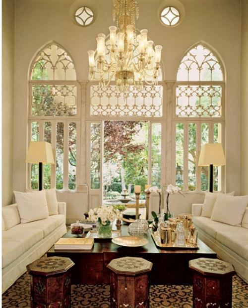 LOVE these windows for the living room :)