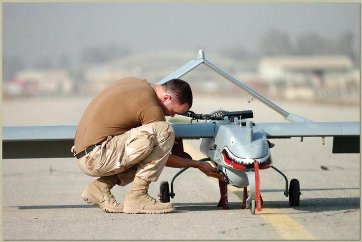 US army drones spread WiFi hotspots to remote places