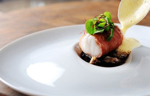 Monkfish Wrapped In Parma Ham With Cockles Recipe | Chris Horridge