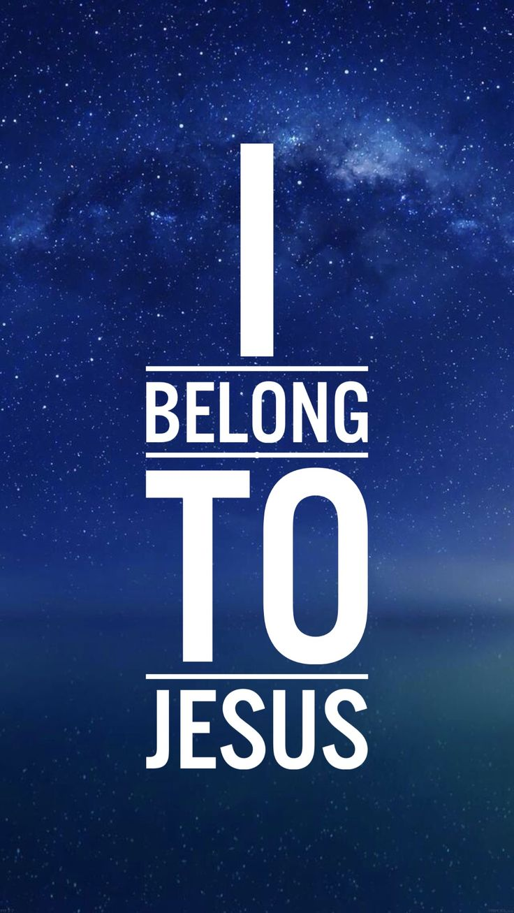 I Belong to Jesus!