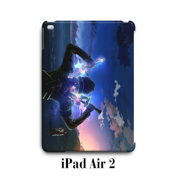 Sword Art Online SAO 02 iPad Air 2 Case Cover Wrap Around