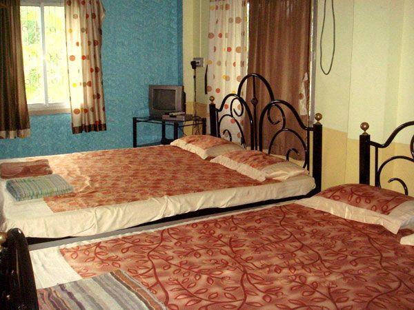 Deluxe Rooms View of United-21 Resort, Sunderbans
