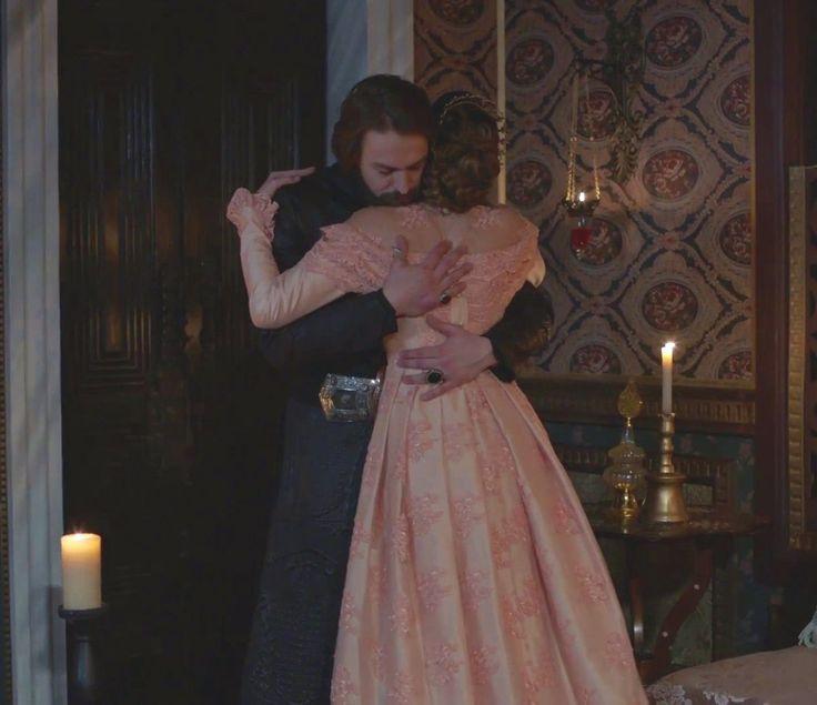 Sultan Murad and Princess Faria