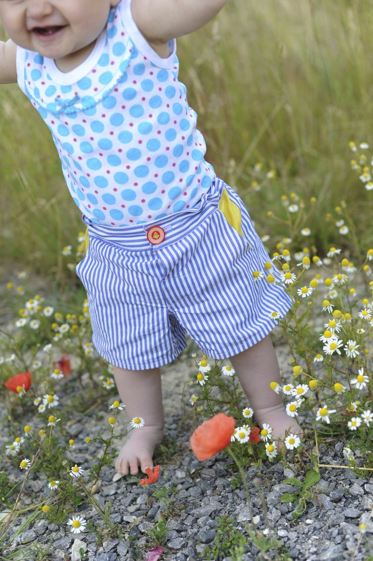 Sunny Day shorts by oliver and s free pattern