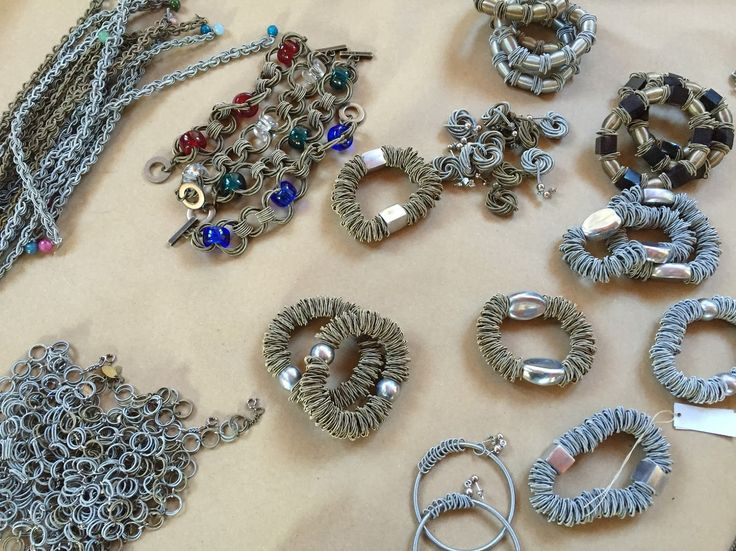 A big order is leaving today from the workshop: earrings, bracelets and necklaces are ready for you! #jewels #jewelry #handmade #designjewelry #design #bijoux