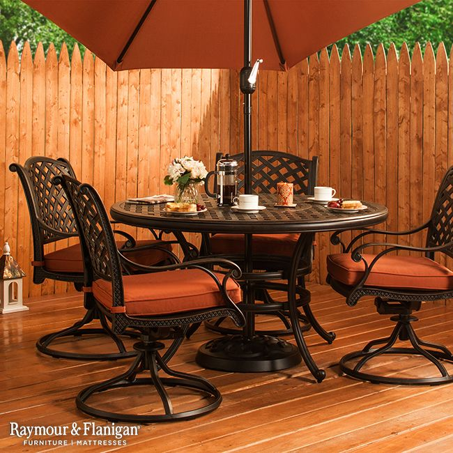 Dine In Style With A Gorgeous Outdoor Set Like This. If Youu0027re Looking Part 44
