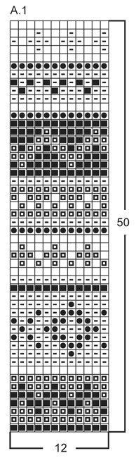 """Kootud DROPSi mustriga sokid lõngast """"Karisma"""". Suurused 35 - 46. ~ DROPS Design"""