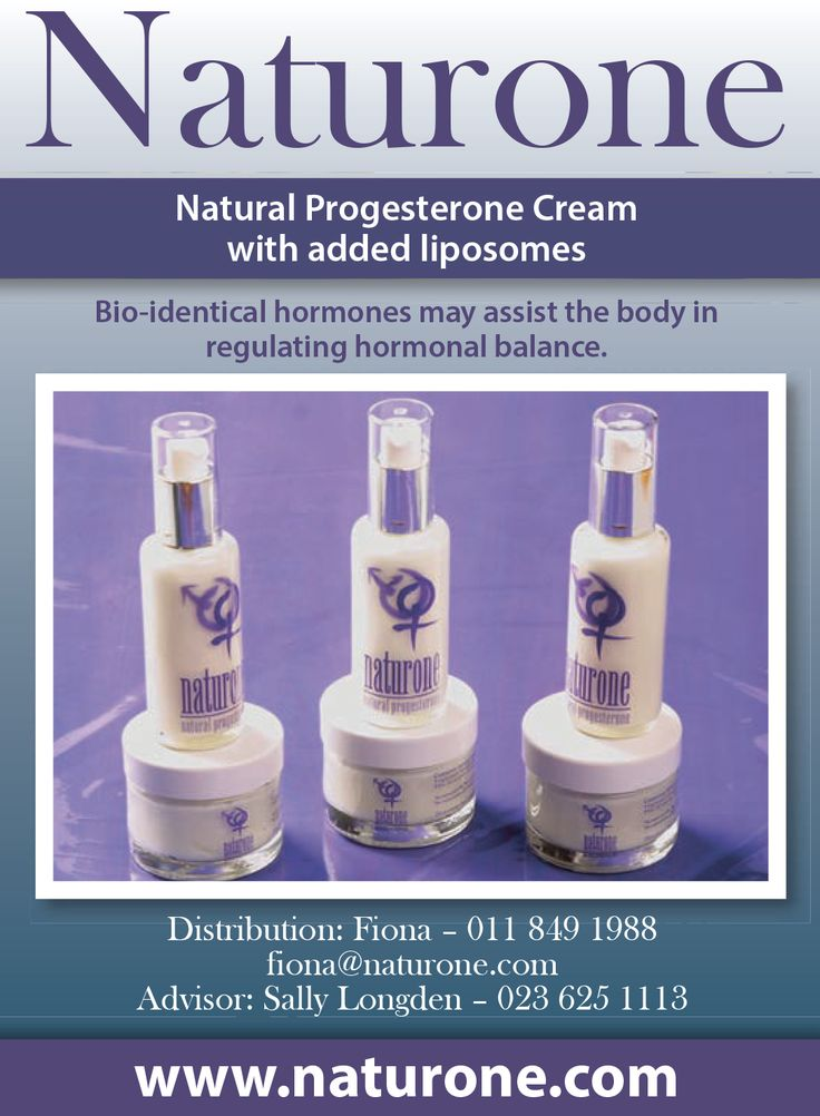 Naturone - Natural Progesterone Cream with added liposomes  Bio-identical hormones may assist the body in regulating hormonal balance.  www.naturone.com