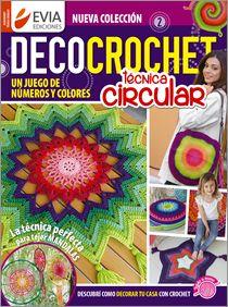 Crochet CIRCULAR Nº 02 - 2016