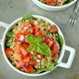 Bruschetta Quinoa Recipe