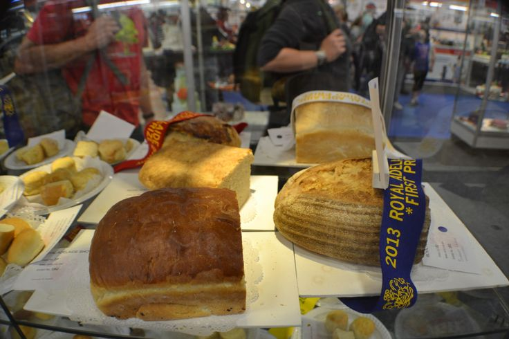 Another winning Royal Adelaide Show Cookery exhibit.