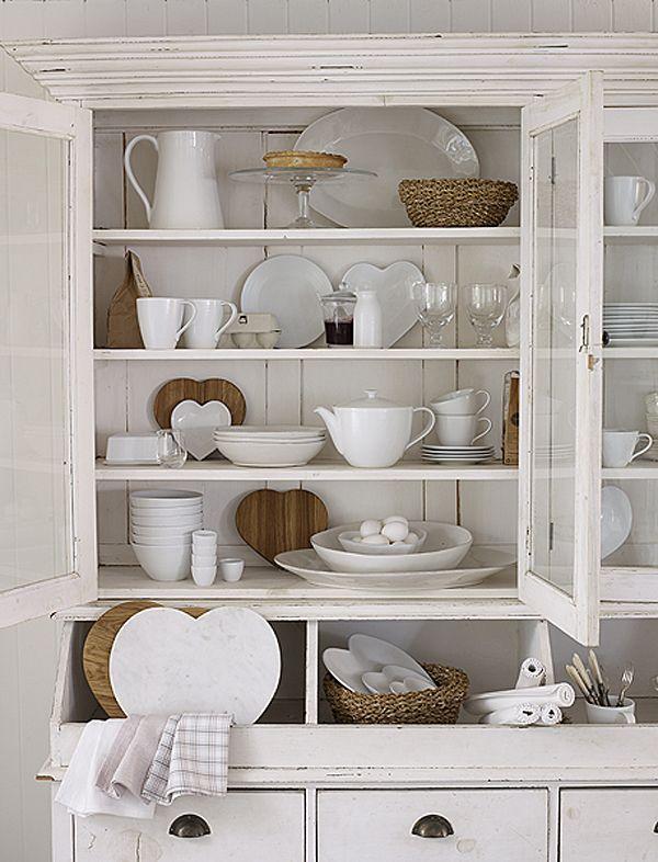 Más de 1000 ideas sobre Muebles Blancos Antiguos en Pinterest