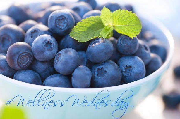 Health Tip of the Week by Dr. Bryce Wylde: Blueberries help improve the health of the brain - memory in particular. As they are currently in season in the #OkanaganValley, use these in salads, smoothies and many other ways whilst you can  #WellnessWednesday