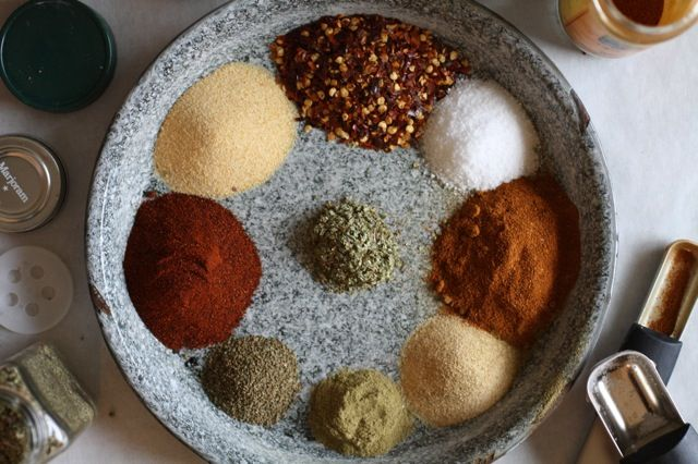 Blackening spice blend for blackened fish or chicken for Blackening spice for fish