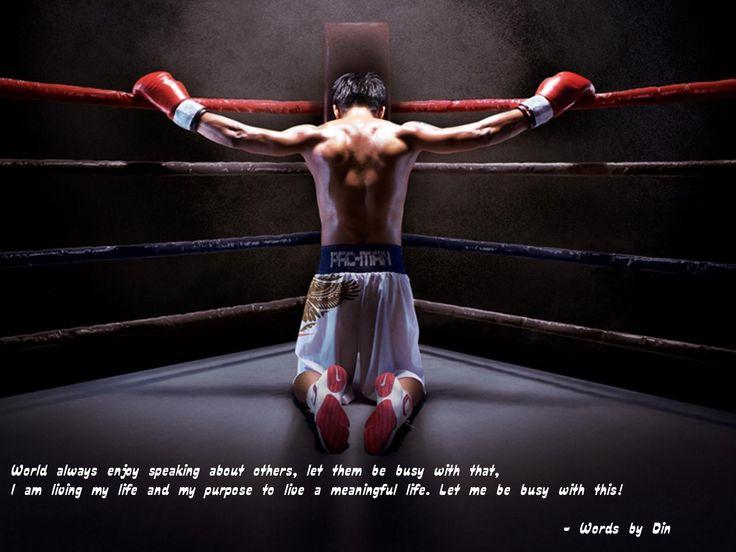 Powerful Quote #12 : Attitude | Spotlight, Lighting and Rings