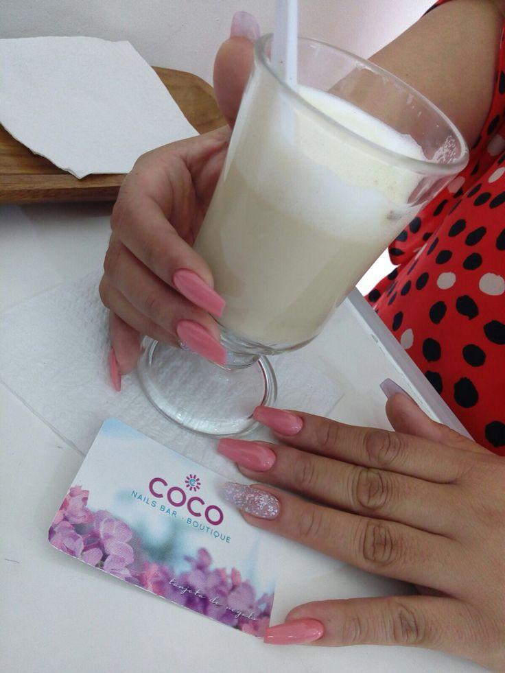 Cappuccino @CocoNailsBar
