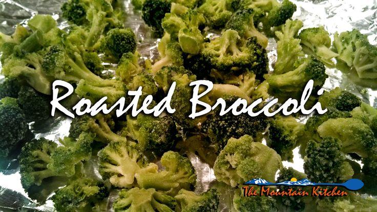 Roasted Broccoli | The Mountain Kitchen