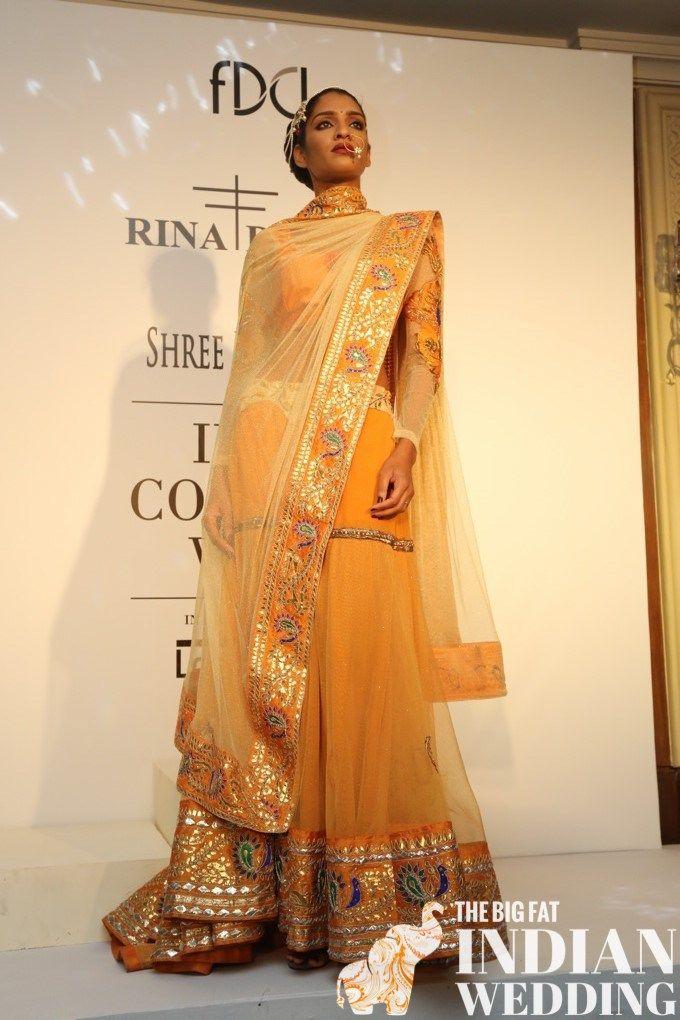 Rina Dhaka Preview India Couture Week 2014 4