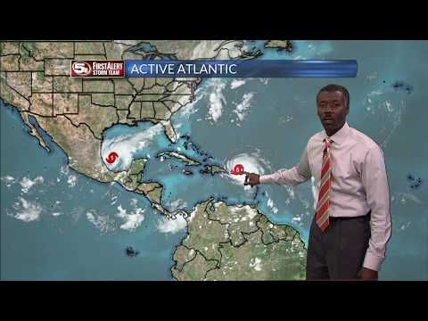 In these turbulent times we can so easily grow unhinged by bad weather or worse - bad news delivered badly. Meet local Mobile, Alabama TV weatherman Alan Sealls - our hero of the week. #WWWorld #worldweather #weathervane