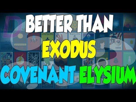 stream exodus to tv