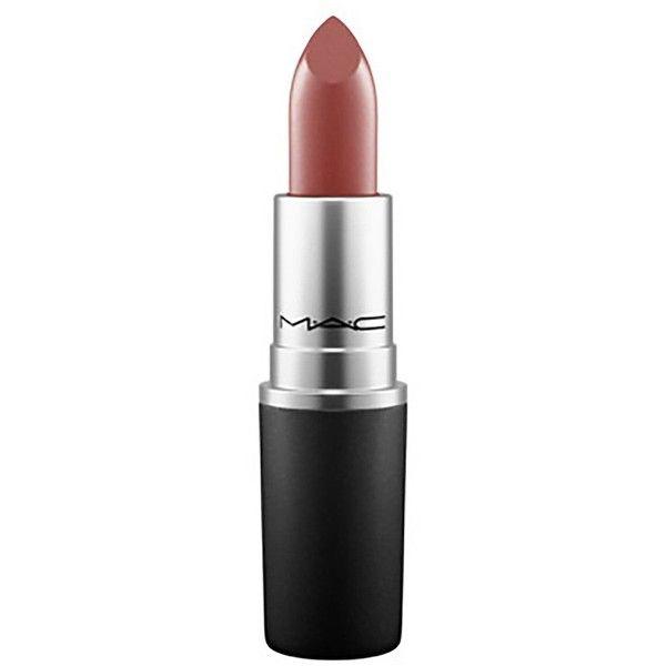 MAC Matte Lipstick - Colour Whirl ($23) ❤ liked on Polyvore featuring beauty products, makeup, lip makeup, lipstick, lip gloss makeup, mac cosmetics, shiny lipstick, mac cosmetics lipstick and gloss lipstick