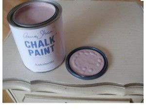"How To Make A ""Wash"" with Chalk Paint."